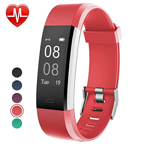 08c429810 Willful Fitness Tracker with Heart Rate Monitor, Fitness Watch Activity  Tracker IP67 Waterproof Slim Smart