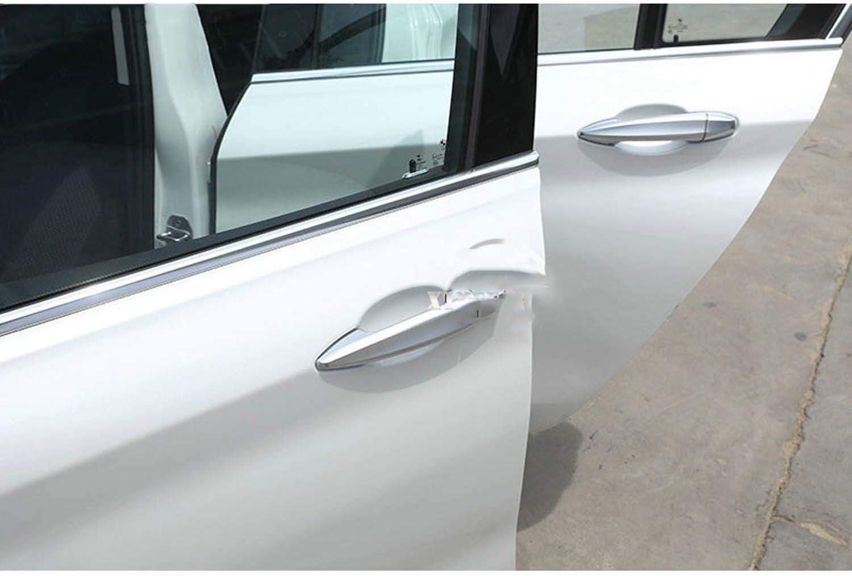 NUIOsdz Garniture de Couvercle de poign/ées de Porte ext/érieures argent/ées chrom/ées pour BMW X1 X2 X5 X6 F15 F48 F47 F16 F15 14-19 S/érie 2 Wagon F45 F46 8