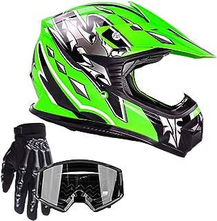 Best green and black dirt bike gear Reviews
