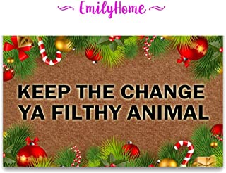 EmilyHome Please Hide Packages from Boyfriend Floor Mat Funny Doormat Machine Washable Rug Non Slip Mats Bathroom Kitchen Decor Area Rug 18