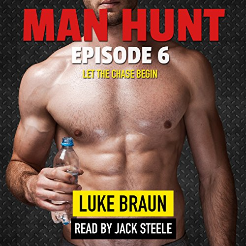 Man Hunt: Episode 6 audiobook cover art