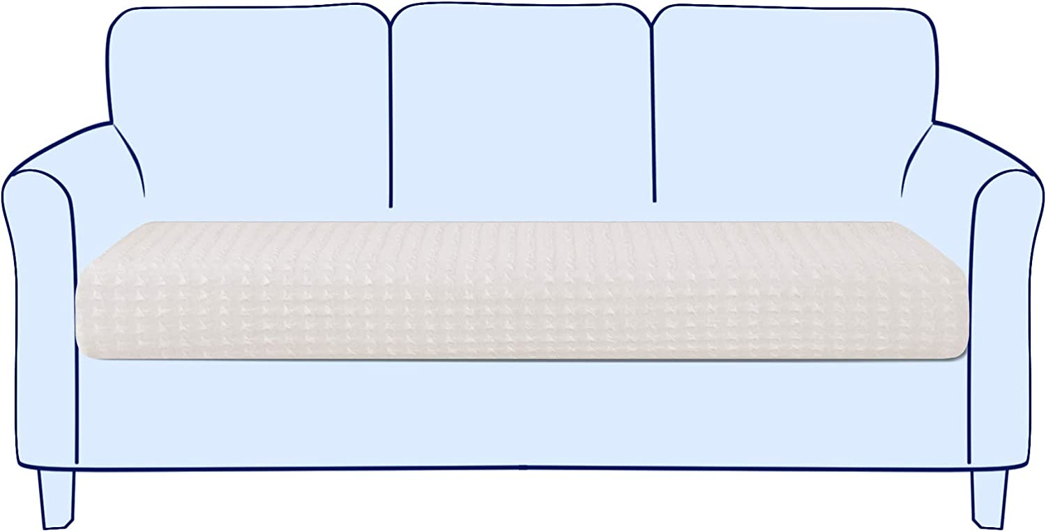 subrtex Spandex Elastic Couch Embrossed Slip Slipcover 2021 spring and summer Max 63% OFF new Loveseat