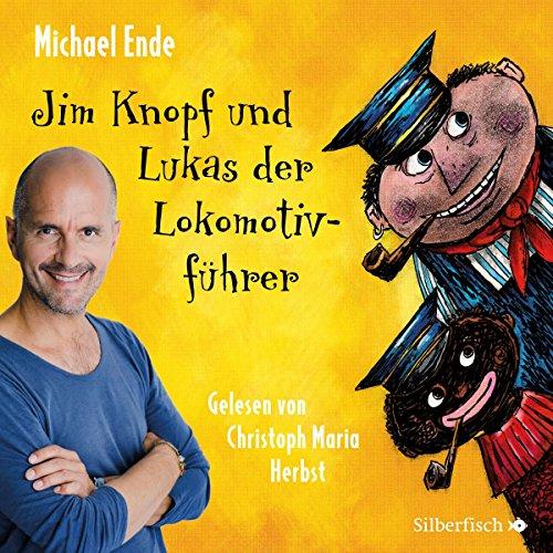 Jim Knopf und Lukas der Lokomotivführer Titelbild