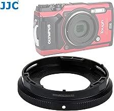 JJC RN-T01 40.5mm Conversion Lens Adapter for Olympus Tough TG-1 TG-2 TG-3 TG-4 TG-5 TG-6 Digital Cameras, Olympus TG6 TG5 TG4 TG3 Filter Ring Converter, Replaces Olympus CLA-T01 Lens Adapter