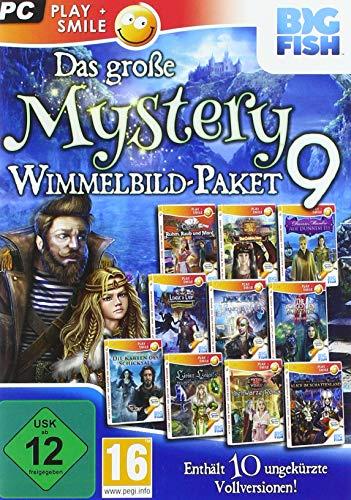 Das große Mystery-Wimmelbild-Paket 9