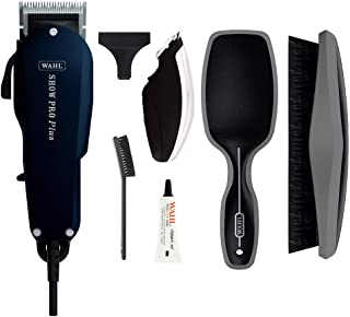 Wahl Professional Animal Show Pro Plus Equine Deluxe Essentials Horse Clipper and Grooming Kit (#9482-800)