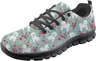 POLERO Original Schuhe Bequeme Stillschuhe Damen Herren Atmungsaktive Sneaker Sportschuhe Leichte Laufschuhe Running Gym S...