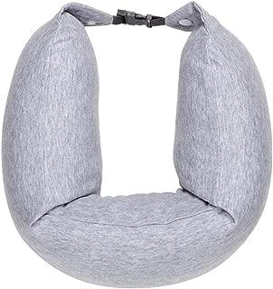 Travel Pillow Neck Pillow Nap Lunch Break Travel Pillow Plane Travel Car Head Pillow Cervical Pillow Natural Latex Particles Travel Neck Pillow to Work Travel Neck Pillow