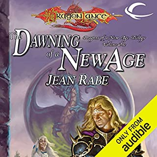 The Dawning of a New Age audiobook cover art
