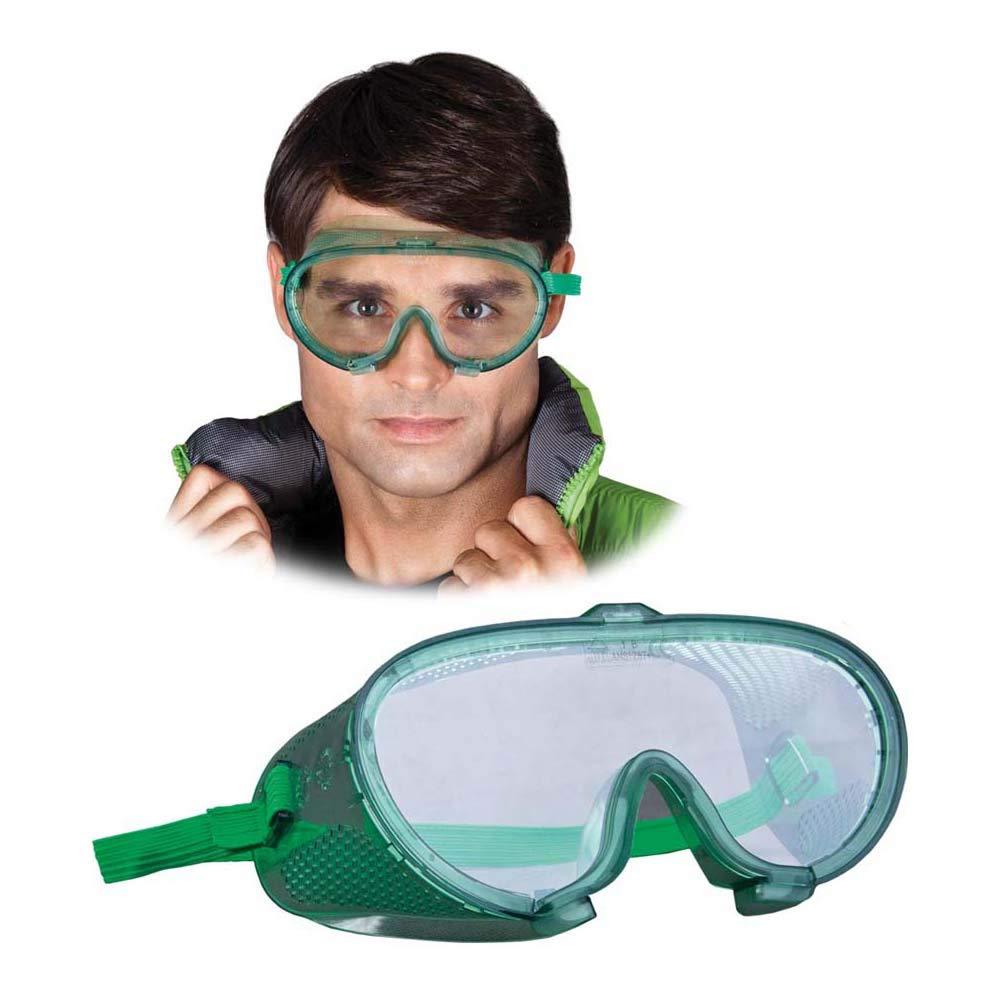 Reis GOG-IMPACT - Gafas de protección (20 unidades, talla única), color verde