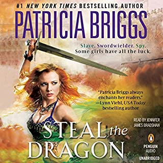 Steal the Dragon audiobook cover art