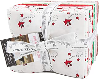 Merry Merry Snow Days 32 Fat Quarter Bundle by Bunny Hill Designs for Moda Fabrics 2940AB