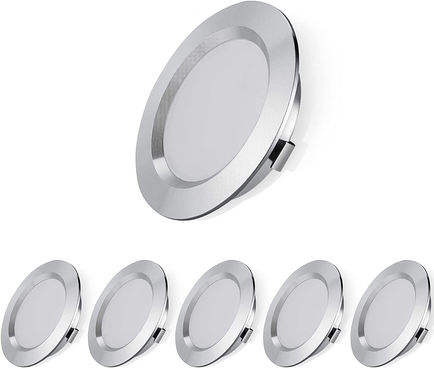 Yarkove 12 Volt LED Lights for Slim Recess Dimmable Time sale Interior RV Superior