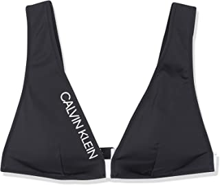 Calvin Klein Jeans Women's High Apex Triangle-Rp Tops