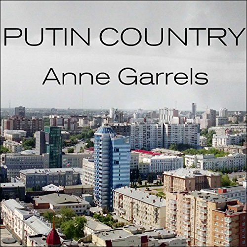 Putin Country audiobook cover art