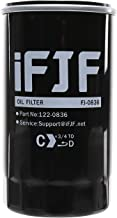 iFJF 122-0836 Oil Filter for HGJAA HGJAB HGJAC Cummins Onan Generator Replace OEM 122-0836 01220836