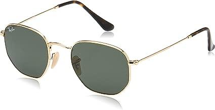 Ray-Ban Unisex RB3548N Hexagonal Sunglasses
