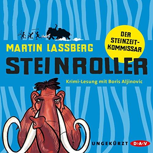 Steinroller: Der Steinzeitkommissar audiobook cover art