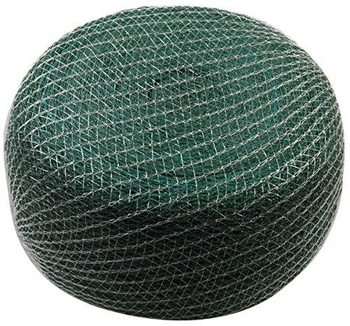 Meister Vogelschutznetz 5 x 5 m - grün - 12 x 12 mm Maschenweite - Robustes Gewebe - Witterungs- & UV-beständig - Zuverlässiger Schutz vor Vogelfraß / Engmaschiges Obstbaumnetz / Teichnetz / 9960070