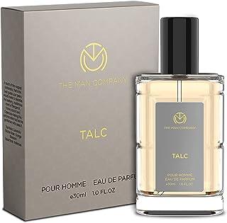 The Man Company Talc Perfume for Men   Premium Luxury Long lasting Fragrance Spray   Eau De Perfume -30ml