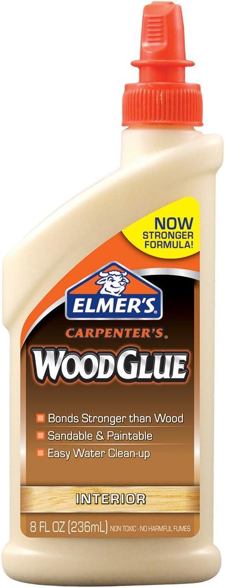 Elmer's Mesa Mall E7010 Carpenter's Wood Tampa Mall 8 Interior Ounces Glue