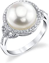 12mm pearl ring