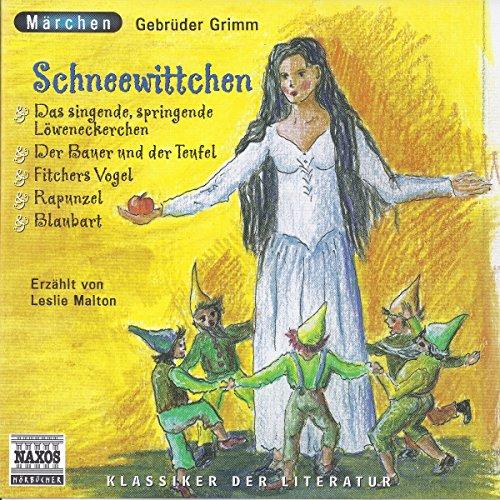 『Schneewittchen und andere Märchen』のカバーアート
