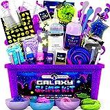 Original Stationery Galaxy Slime para Niños Kit Galaxy Slime Estrellas Que Brillan...