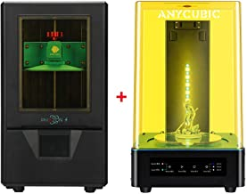 ANYCUBIC Photon S 3D Printer and LCD 3D Printer Wash and Cure Box Bundle