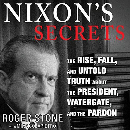 Nixon's Secrets cover art