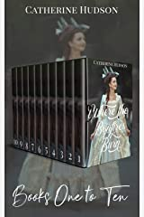Where the Bonfires Burn: Book One to Book Ten (The Complete Series): An 18th Century Romance Serial Kindle Edition