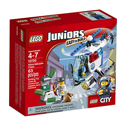 LEGO Juniors Police Helicopter Chase 10720 by LEGO Juniors