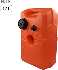 Very handy petrol tank  quot HULK quot  with the volume 12  and made HDPE Polyethylene  with RINA certification