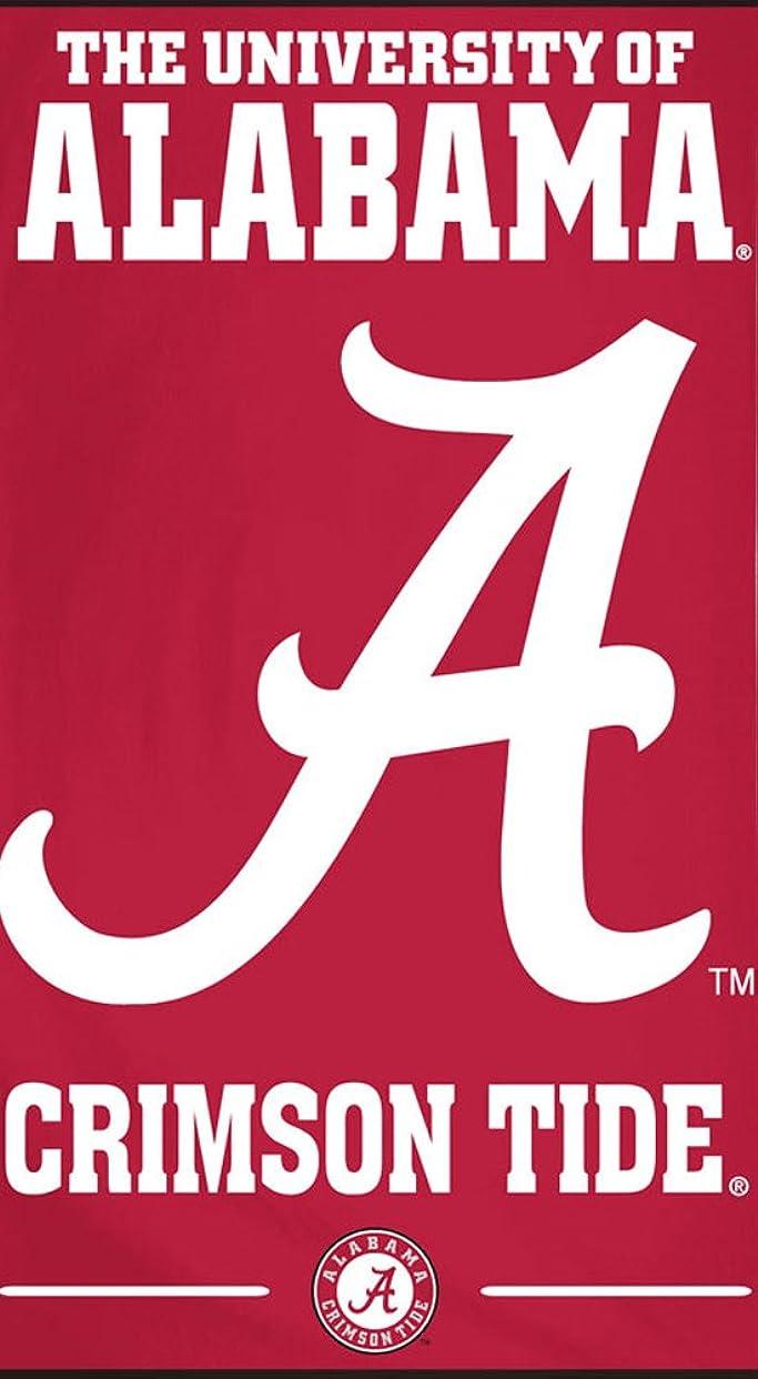 はねかける主張苦情文句Alabama Crimson Tide NCAA 80cm X 150cm Beach Towel