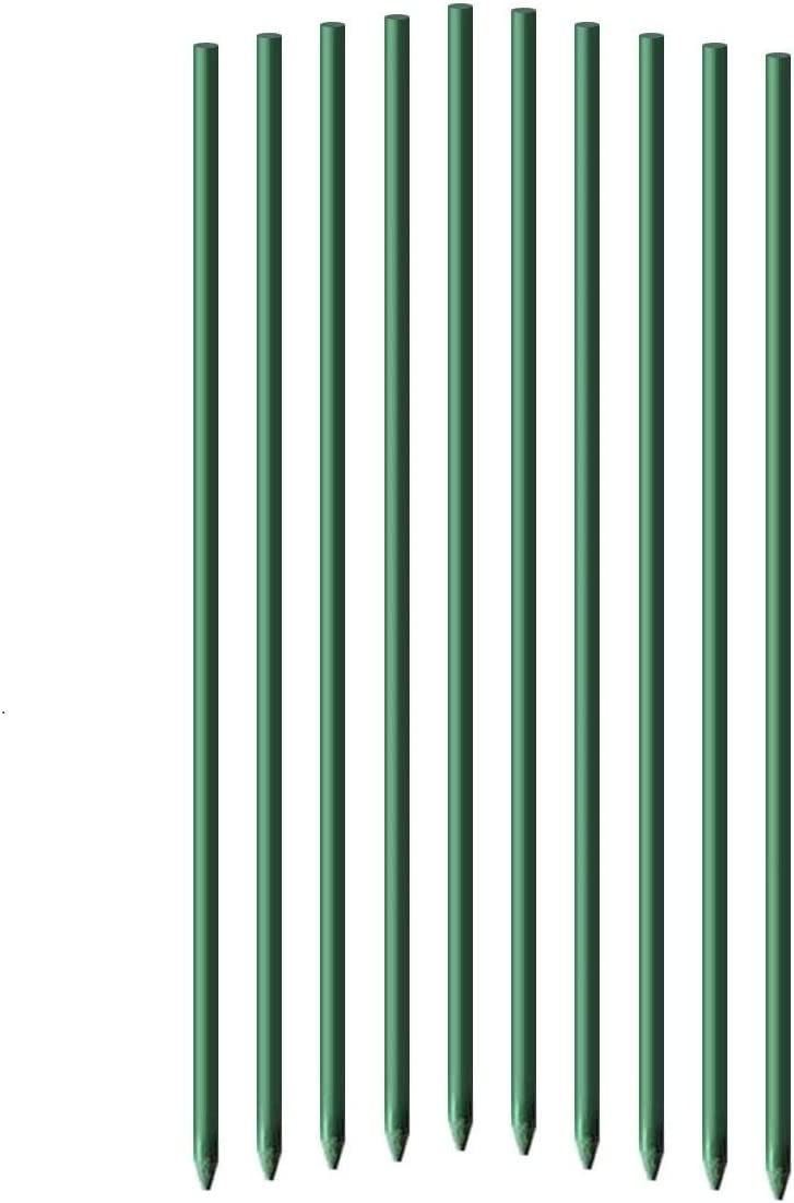 EcoStake Garden Stakes 3Ft 50 Pack Pla 4-Inch Dia Ecofriendly 1 New Shipping Free Shipping OFFicial