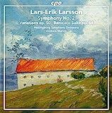 Larsson: Orchestral Works, Vol. 2