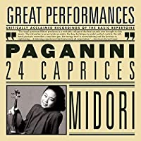 Paganini: 24 Caprices for Solo Violin, Op. 1