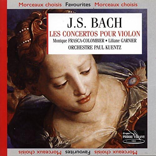Orchestre Paul Kuentz, Monique Frasca-Colombier, Liliane Garnier