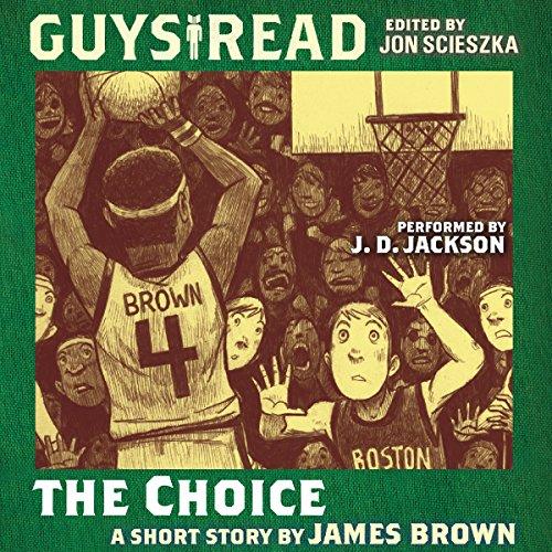 Guys Read: The Choice audiobook cover art