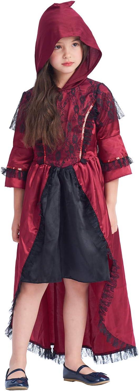 IKALI Viktorianisches Vampir Kostüm