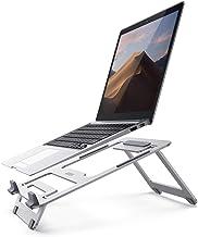 UGREEN Soporte Portátil, Laptop Stand de Aluminio, Soporte Ajustable para Ordenador Portátil de 11-16 Pulgadas, Compatible...