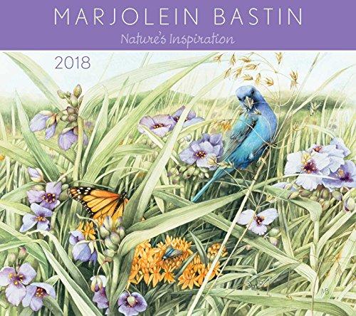 Verbazingwekkend By Marjolein Bastin: Marjolein Bastin 2019 Calendar Natures NM-89