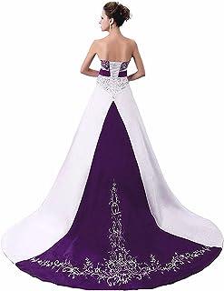 Purple Wedding Dresses.Purple Wedding Dresses Fashion Dresses