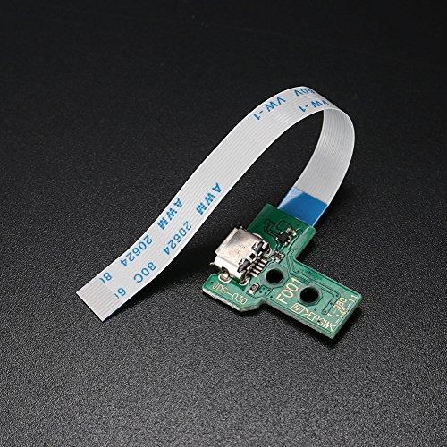 Xinzhi - Puerto de carga micro USB JDS-011 + 12Pin Flex Cable...