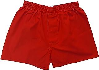 [稲田布帛工業所] トランクス 赤色 日本製 セット メンズ 下着 パンツ M L LL