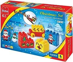 Peacock Toys Bebe Christmas Set, Multi Color