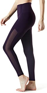 TSLA Yoga Pants High-Waist Tummy Control w Hidden Pocket FYP74 / FYP52 / FYP54 / FYP56 / FYP72
