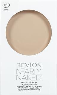 Revlon Nearly Naked Pressed Powder - Fair - 0.28 oz