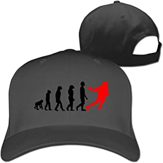 Evolution Lacrosse Hat Unisex-Adult Ash Baseball Caps