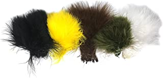 Creative Angler Marabou for Fly Tying/Tying Flies
